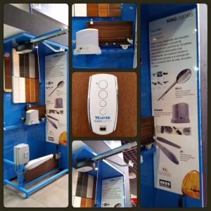 Los mejores automatismos de King Gates, con los mejores instaladores, visita nuestra exposición